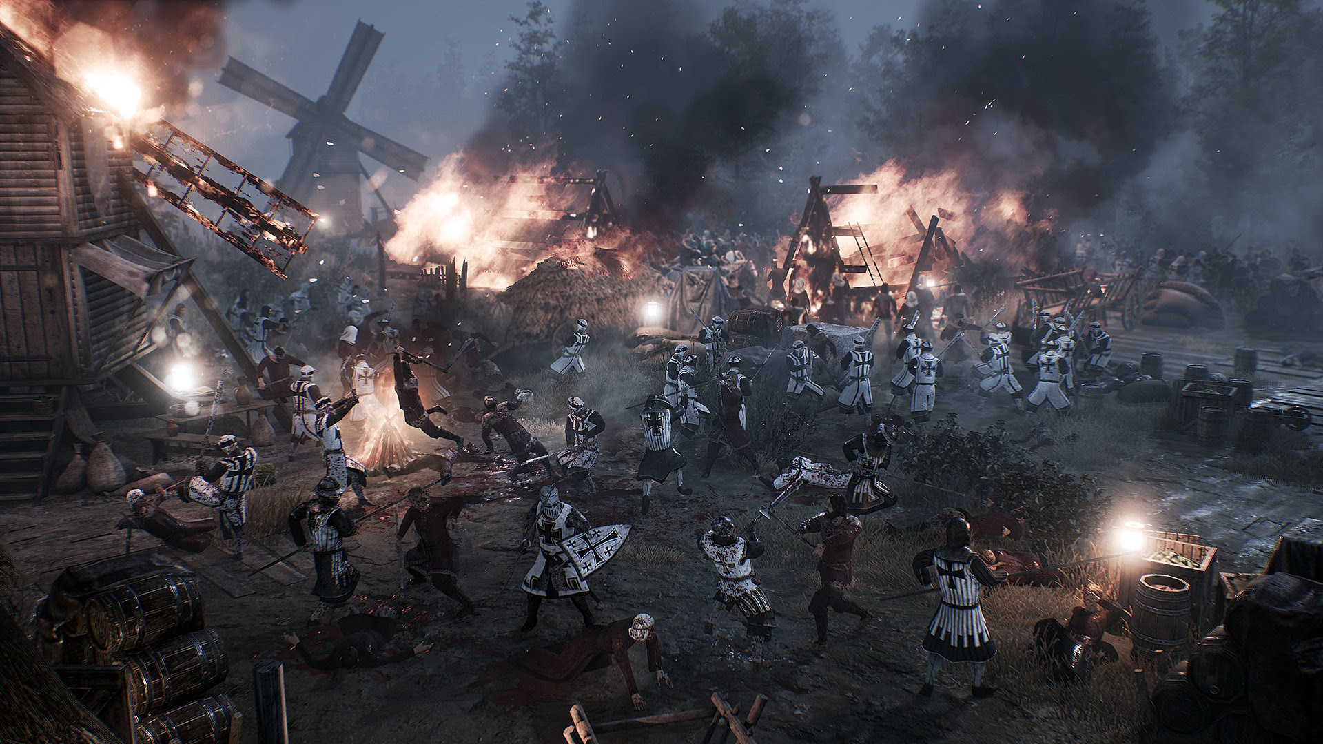 Ancestors Legacy – Teutonic Order update, Now Available and