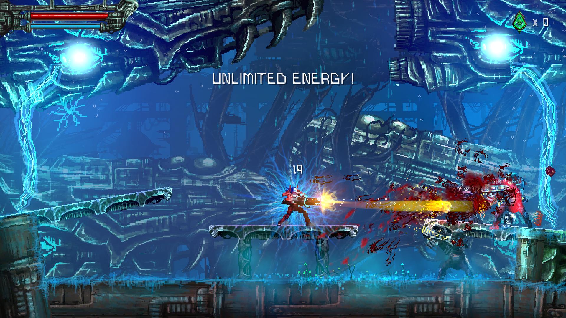 Upcoming Heavy Metal Space Saga Valfaris Launches Free Demo Gameology News