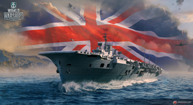 The British (Carriers) Are Coming! New Ship Line Arriving in