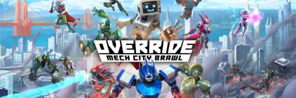 "Override: Mech City Brawl"" unleashes Roman gladiator-inspired"