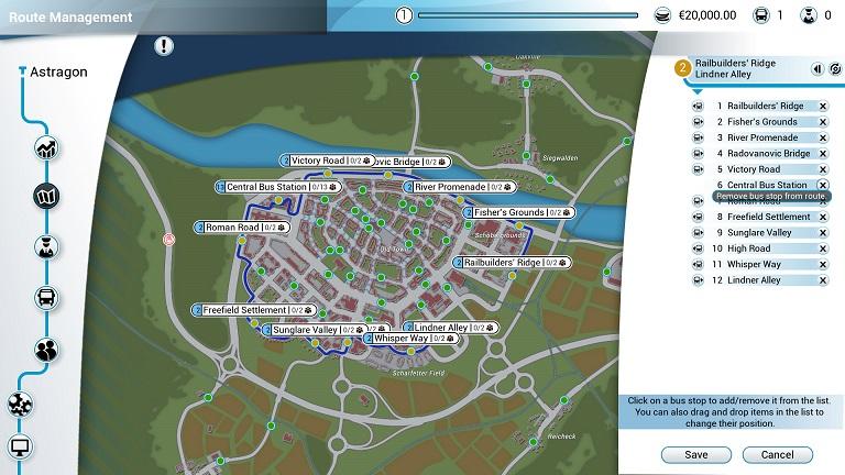 Bus Simulator 18 Announces New Map / DLC Steam Codes