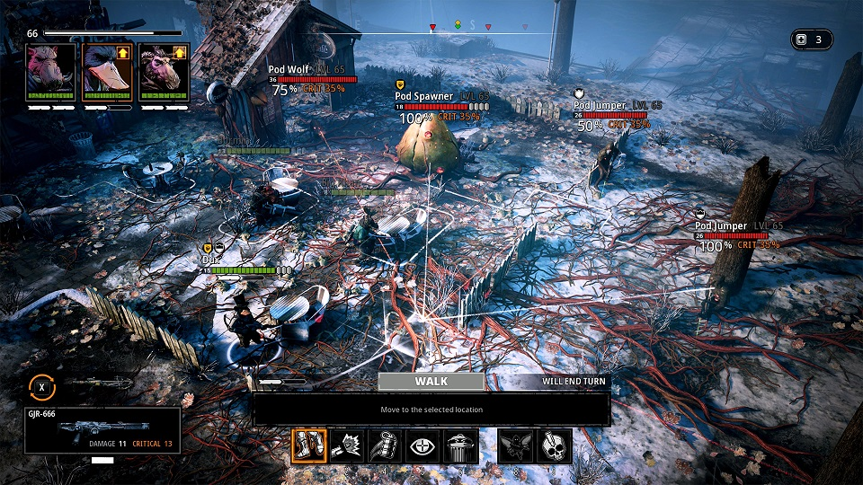 Mutant Year Zero's First Expansion, 'Seed of Evil', Is Out on PC