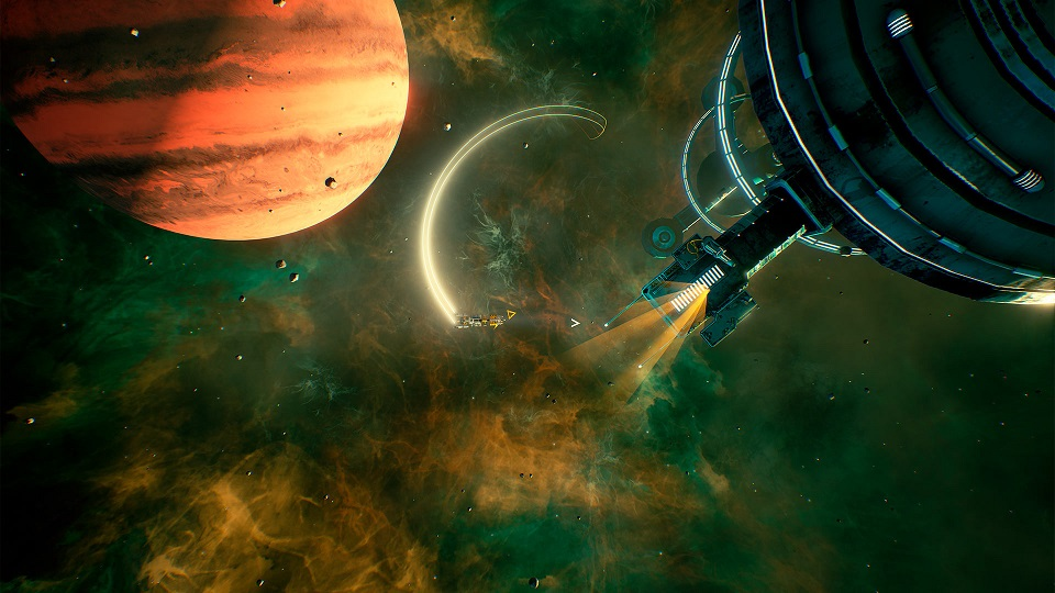Daedalic's Space RPG 'The Long Journey Home' Out Now on