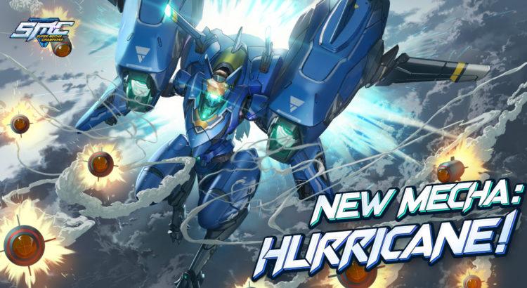 Super Mecha Champions' Update Introduces New Mecha, Weapon