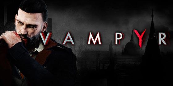 Invite 'Vampyr' in When it Arrives on Nintendo Switch